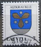 Poštovní známka Lotyšsko 2006 Znak Aizkraukle Mi# 660