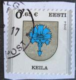 Poštovní známka Estonsko 2016 Znak Keila Mi# 849