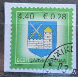 Poštovní známka Estonsko 2006 Laane-Virumaa Mi# 541