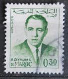 Poštovní známka Maroko 1962 Král Hassan II. Mi# 496