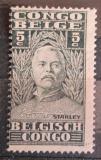 Poštovní známka Belgické Kongo 1928 Henry Morton Stanley Mi# 95