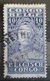 Poštovní známka Belgické Kongo 1928 Henry Morton Stanley Mi# 96