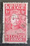 Poštovní známka Belgické Kongo 1928 Henry Morton Stanley Mi# 101