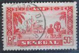 Poštovní známka Senegal 1935 Mešita Djourbel Mi# 130
