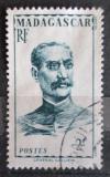 Poštovní známka Madagaskar 1946 Generál Gallieni Mi# 396