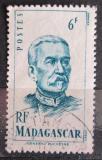 Poštovní známka Madagaskar 1946 Generál Duchesne Mi# 401
