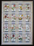 Poštovní známky Umm al-Kuvajn 1972 Růže TOP SET Mi# 1434-49