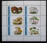 Poštovní známky Ingušsko, Rusko - Houby Mi# N/N