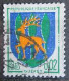 Poštovní známka Francie 1964 Znak Guéret Mi# 1459