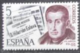 Poštovní známka Španělsko 1978 Miguel H. Eslava y Elizondo, skladatel Mi# 2348