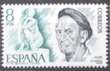 Poštovní známka Španělsko 1978 José Clará y Ayats, sochař Mi# 2349