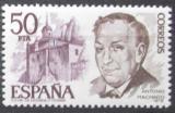 Poštovní známka Španělsko 1978 Antonio Machado y Ruiz, básník Mi# 2351