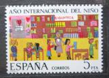 Poštovní známka Španělsko 1979 Mezinárodní rok dětí Mi# 2411