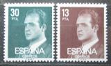 Poštovní známky Španělsko 1981 Král Juan Carlos I. Mi# 2489-90
