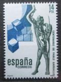 Poštovní známka Španělsko 1982 Socha, Pablo Gargallo Mi# 2569