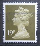 Poštovní známka Velká Británie 1993 Královna Alžběta II. Mi# 1474 CS