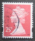 Poštovní známka Velká Británie 1993 Královna Alžběta II. Mi# 1475 CS