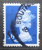 Poštovní známka Velká Británie 1993 Královna Alžběta II. Mi# 1477 CS