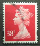 Poštovní známka Velká Británie 1993 Královna Alžběta II. Mi# 1478 CS
