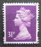 Poštovní známka Velká Británie 1996 Královna Alžběta II. Mi# 1632 CS