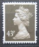 Poštovní známka Velká Británie 1996 Královna Alžběta II. Mi# 1635 CS