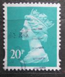 Poštovní známka Velká Británie 1993 Královna Alžběta II. Mi# 1164 CS