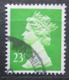 Poštovní známka Velká Británie 1988 Královna Alžběta II. Mi# 1165 C