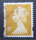 Poštovní známka Velká Británie 2000 Královna Alžběta II. Mi# 1861