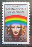 Poštovní známka Francie 1975 Mezinárodní rok žen Mi# 1937