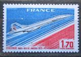 Poštovní známka Francie 1976 Concorde Mi# 1951