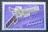 Poštovní známka Francie 1976 Satelit Symphonie Mi# 1971