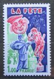 Poštovní známka Francie 1976 Cirkus Mi# 1978