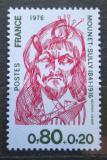 Poštovní známka Francie 1976 Jean Mounet-Sully, herec Mi# 1986