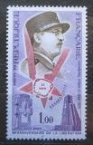 Poštovní známka Francie 1974 Marie Pierre Konig Mi# 1875
