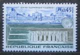 Poštovní známka Francie 1973 Telefonní centrála Mi# 1832