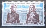Poštovní známka Francie 1973 Napoleon a Portalis Mi# 1853