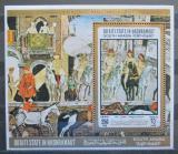 Poštovní známka Aden Qu aiti State 1967 Umění, Del Cossa Mi# Block 19 A Kat 12€