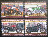 Poštovní známky SAR 2017 Motocykly Mi# 6955-58 Kat 15€
