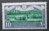Poštovní známka Egypt 1959 Autobus u Nilu Mi# 563