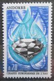 Poštovní známka Andorra Fr. 1969 Diamant Mi# 217 Kat 6€