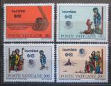 Poštovní známky Vatikán 1981 Eucharistický kongres Mi# 785-88