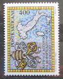 Poštovní známka Vatikán 1985 Nový konkordát s Itálií Mi# 882