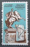 Poštovní známka Egypt 1983 Simón Bolívar Mi# 1445