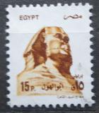 Poštovní známka Egypt 1993 Sfinga Mi# 1783