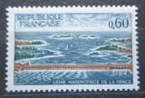 Poštovní známka Francie 1966 Rance-Mundung Mi# 1566