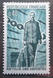 Poštovní známka Francie 1965 Návrat deportovaných Mi# 1506