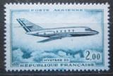 Poštovní známka Francie 1965 Letadlo Mi# 1514