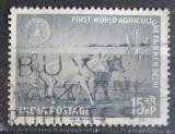 Poštovní známka Indie 1959 Farmářský veletrh Mi# 311