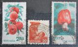 Poštovní známky Indie 1981 Hospodářství Mi# 862-64