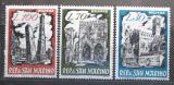 Poštovní známky San Marino 1961 Výstava BOFILEX, Bologna Mi# 701-03